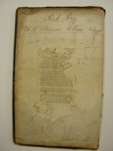 Cover of the Rhode Island Bible