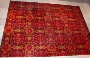 R 27, Carpet from Fall River Line Steamship Priscilla