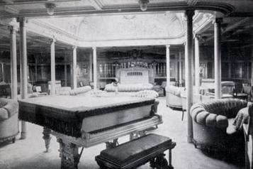 First Class Drawing Room