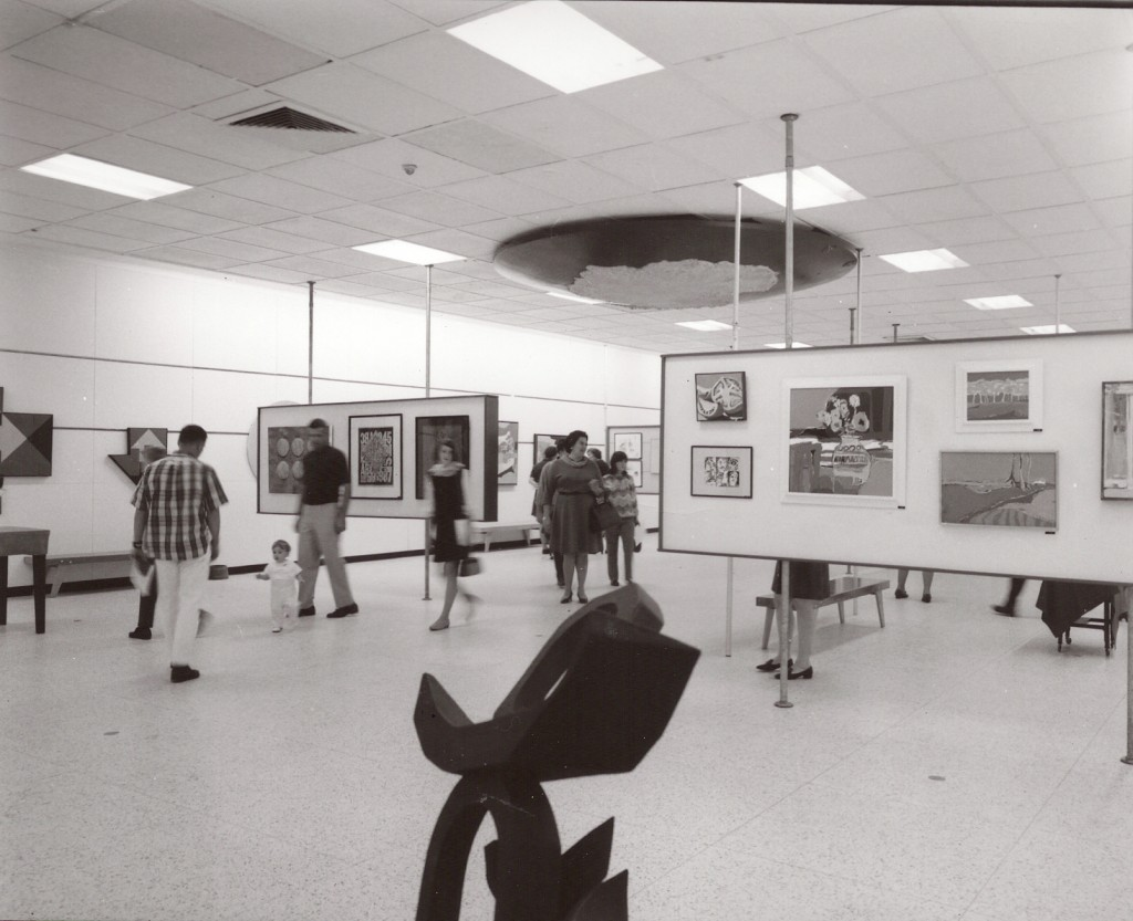 1968, James River Juried Annual Art Exhibition presented by TMM & Junior League of Hampton Roads