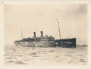 Photograph of Empress of Britain