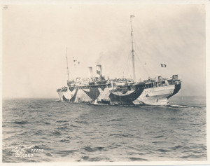 Photograph of ship Chicago