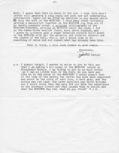 Page 2 of DuCoin letter