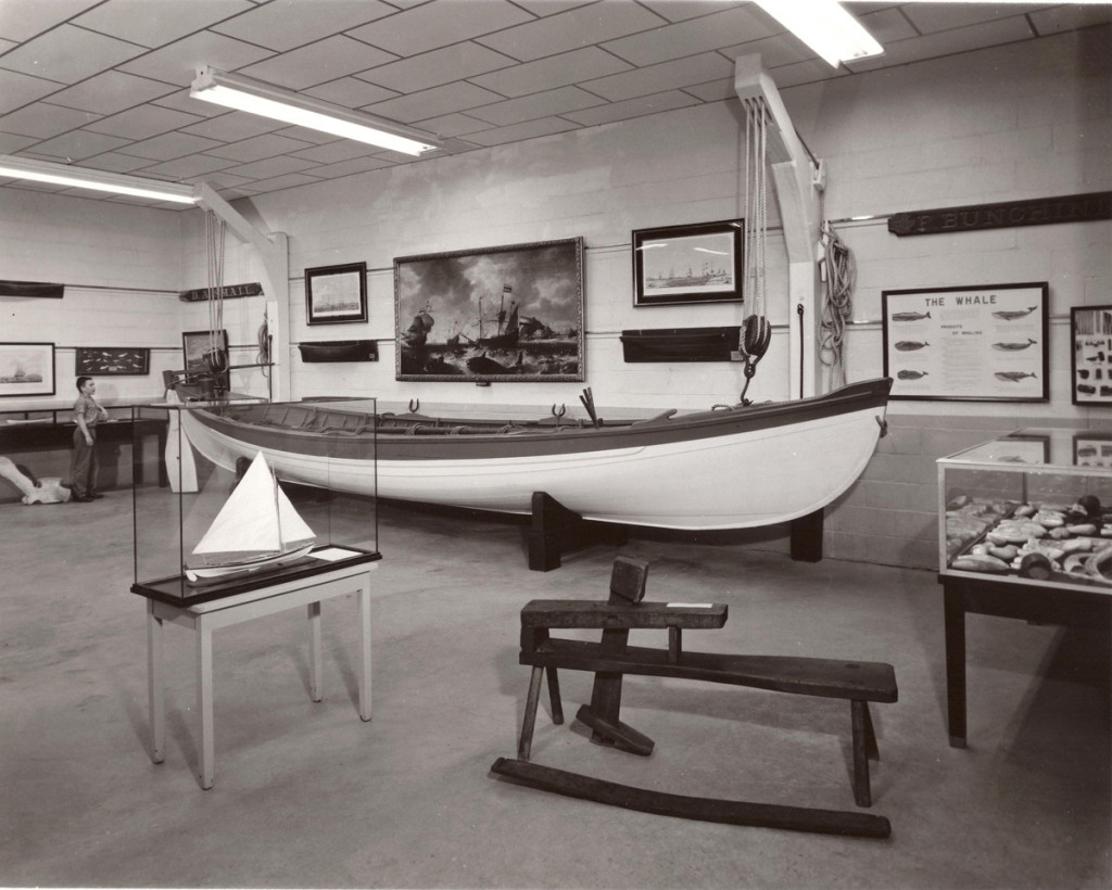 Fisheries and Whaling exhibition 1963