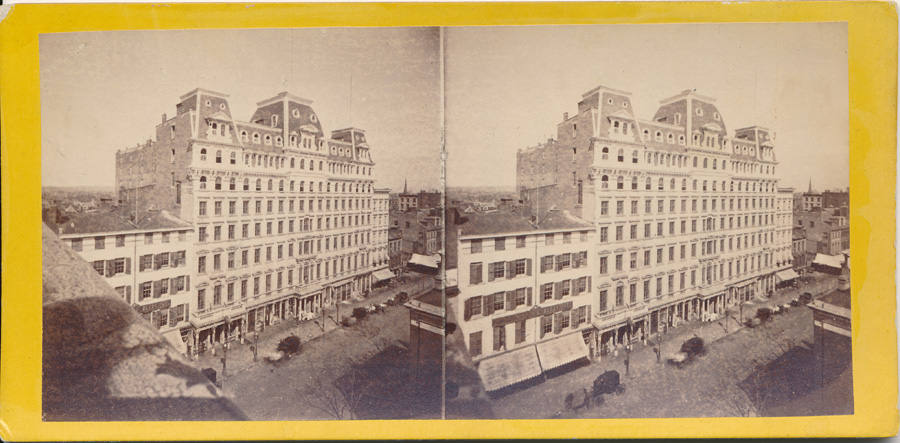 Grand Central Hotel, New York City (1)