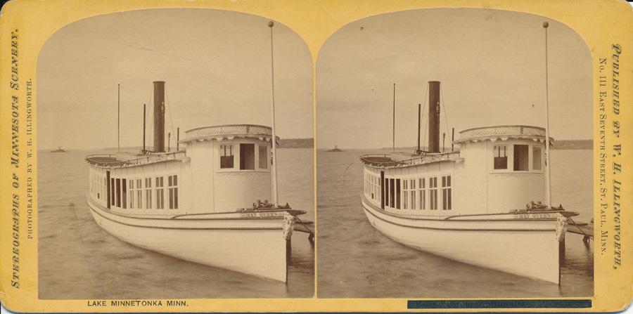 May Queen on Lake Minnetonka, Minn (1)