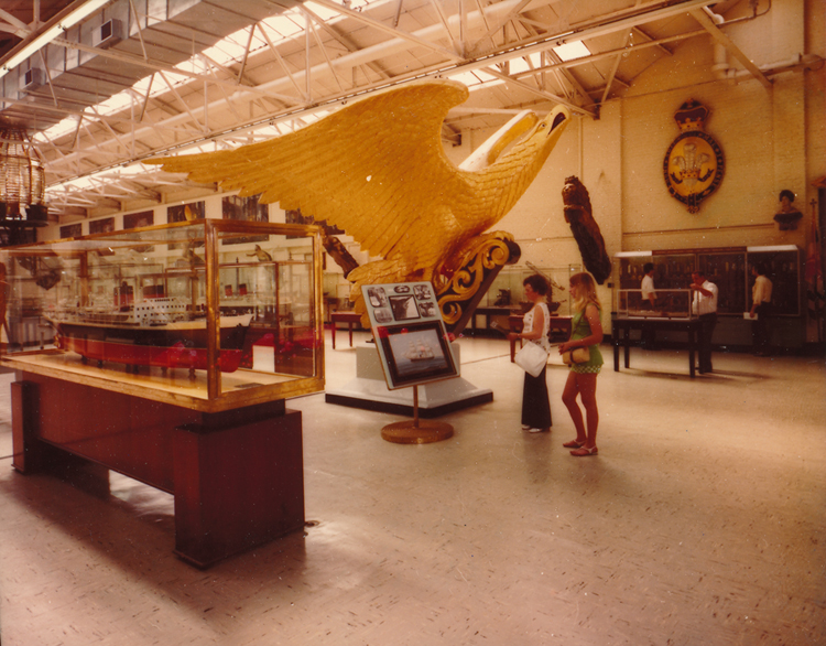 Great Hall, 1973-74 (1)