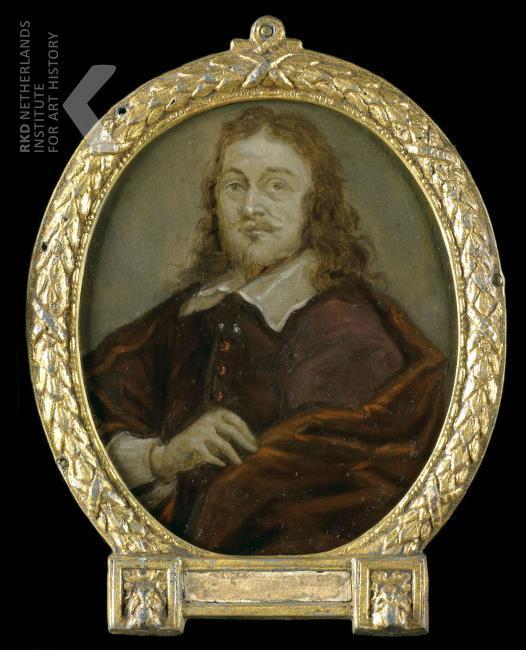 Portrait of Bonaventura Peeters, ca 1700-1720, courtesy of Netherlands Institute for Art History