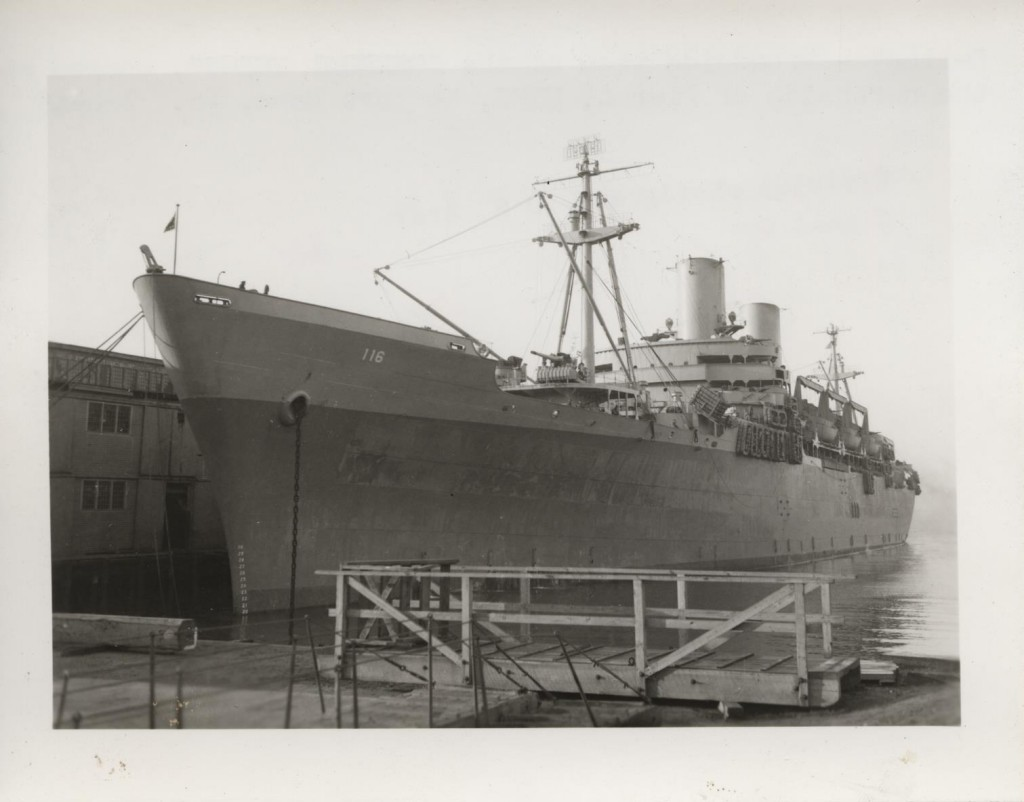 US Army Signal Corps Hampton Roads Port of Embarkation Photographs: B-11647