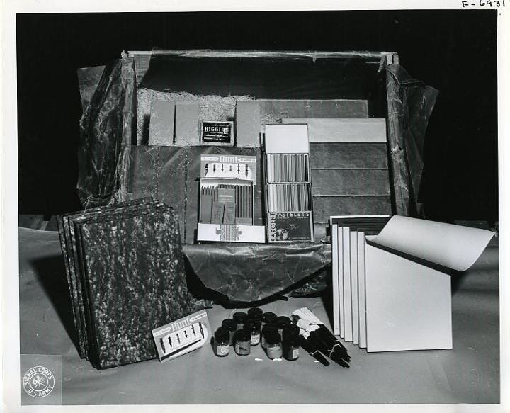 F-6931 Art kit