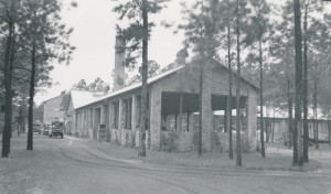 New model making shop almost completed  09-1934