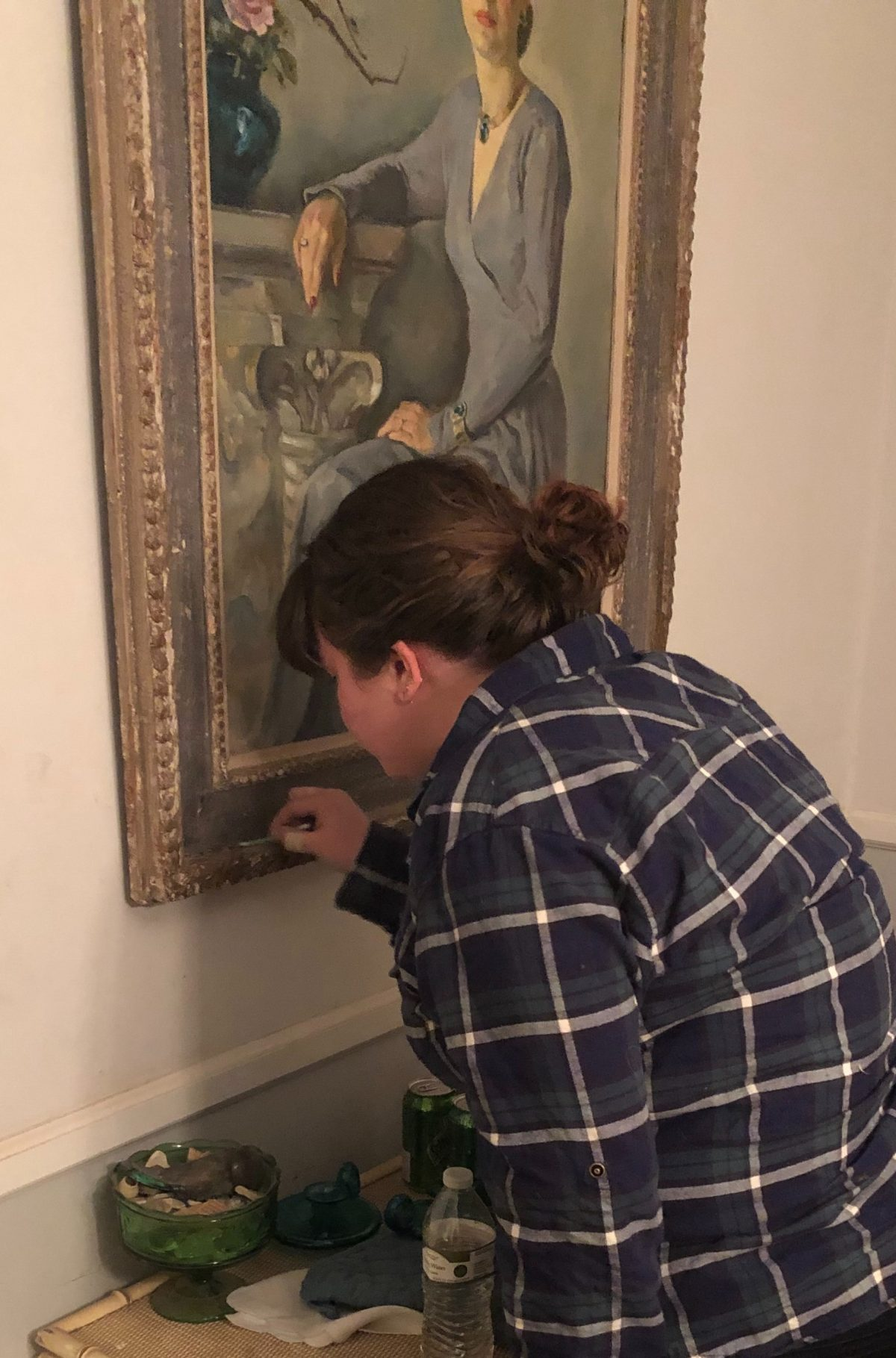 Conservators at Home