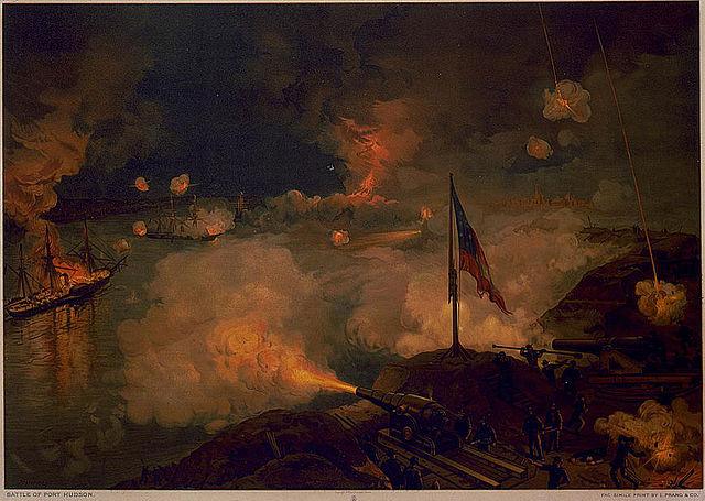 USS Mississippi: Ship of the Manifest Destiny