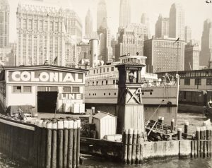 Colonial Lines Pier, New York City