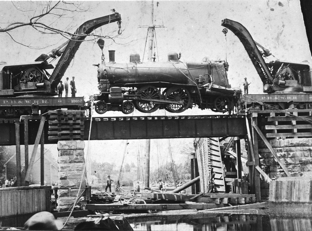 Train Disaster 1904