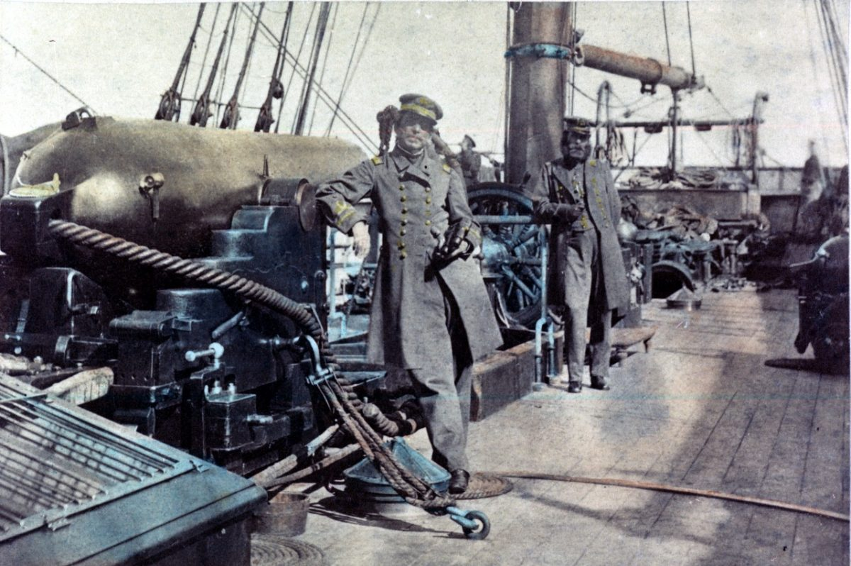 RAPHAEL SEMMES AND CSS SUMTER