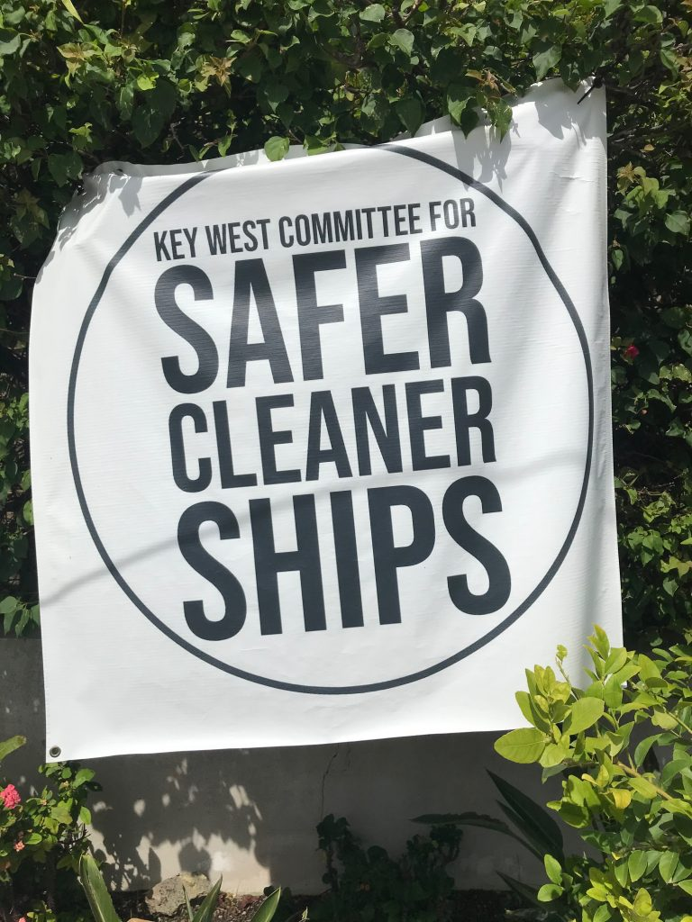 Key West Committee for Safer, Cleaner Ships
