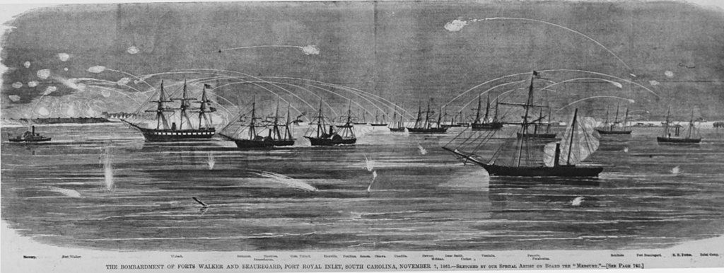 Battle of Port Royal Sound