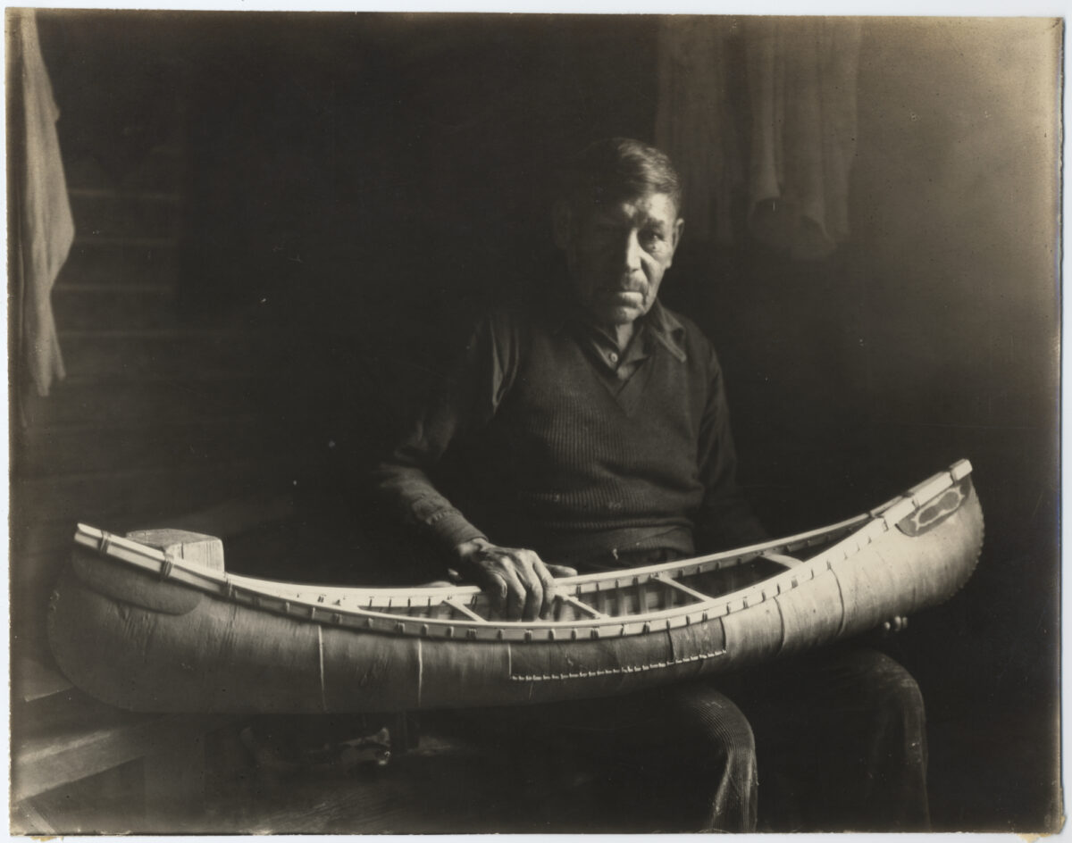 Native American Heritage Month~ Explored Through the Adney Collection of Canoe Models