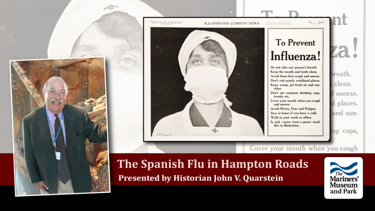 The Spanish Flu in Hampton Roads