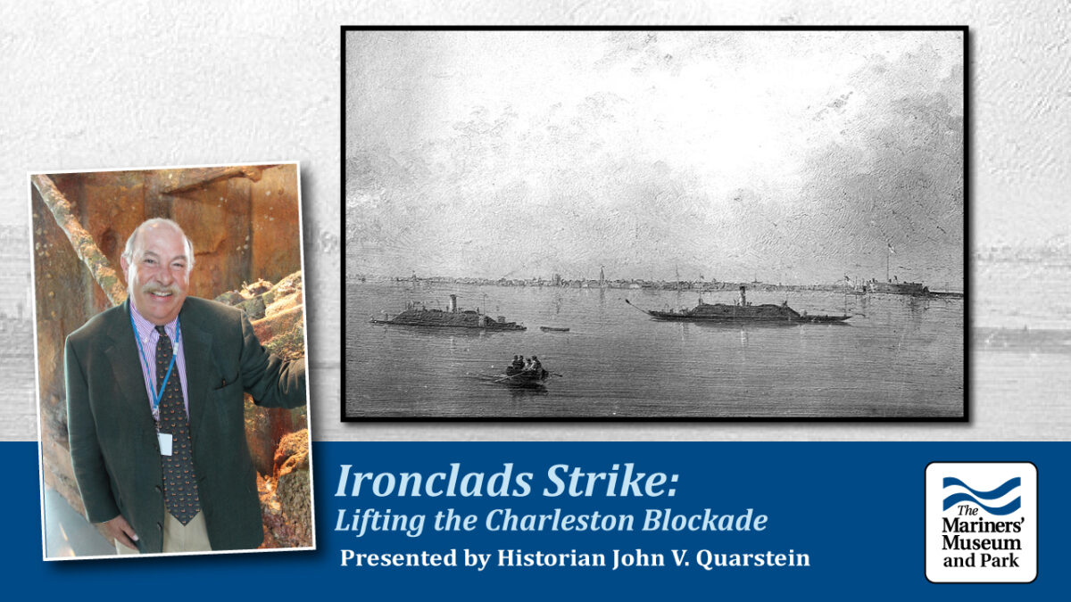 IRONCLADS STRIKE: CSS PALMETTO STATE AND CSS CHICORA