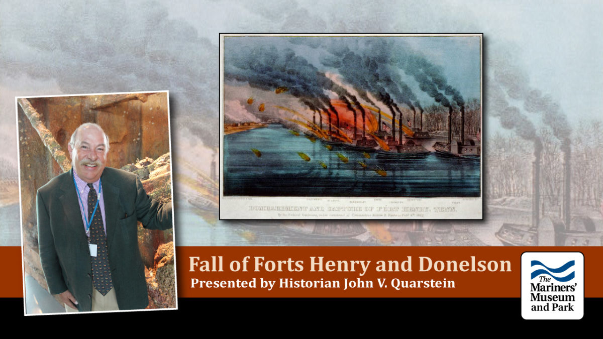 Capture Of Forts Henry And Donelson