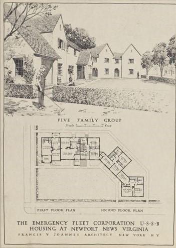 Hampton Roads History Hilton Village S Colony Inn Mariners Blog