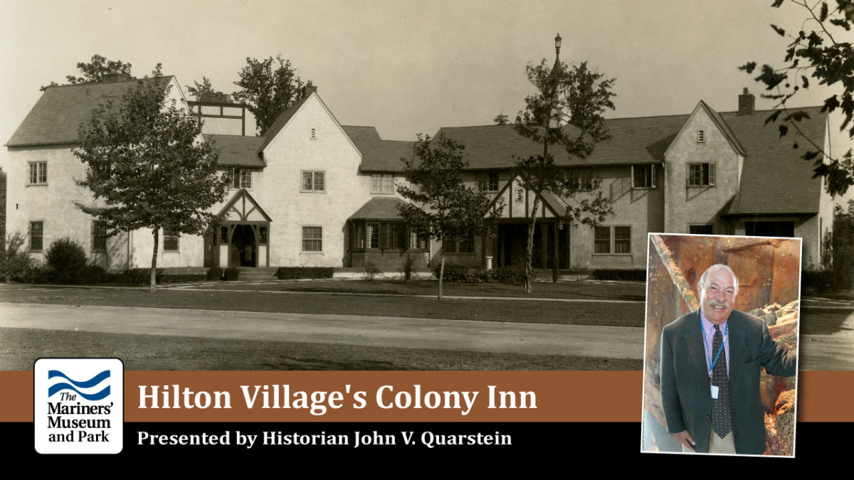 Hampton Roads History – Hilton Village's Colony Inn