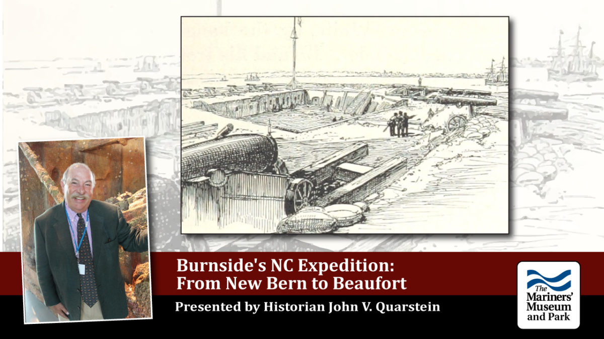 Burnside's North Carolina Expedition: From New Bern to Beaufort