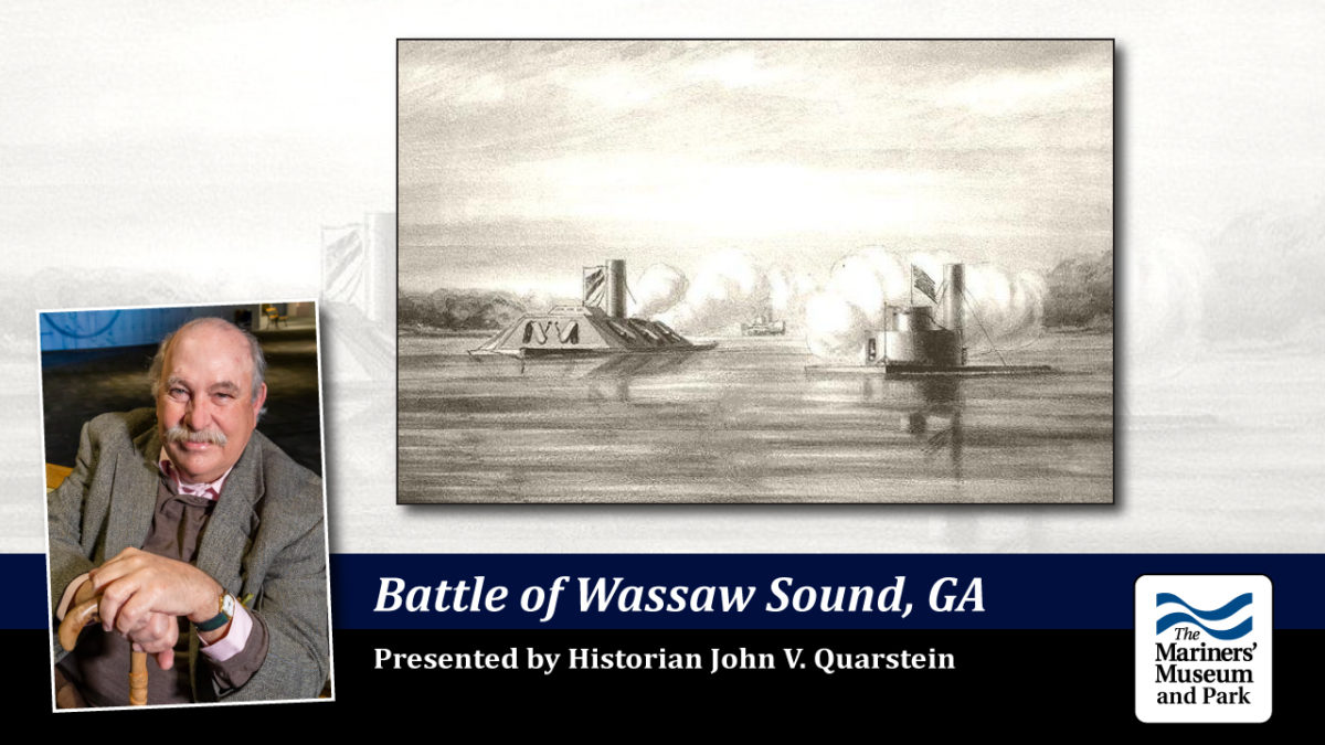 Battle of Wassaw Sound and CSS Atlanta