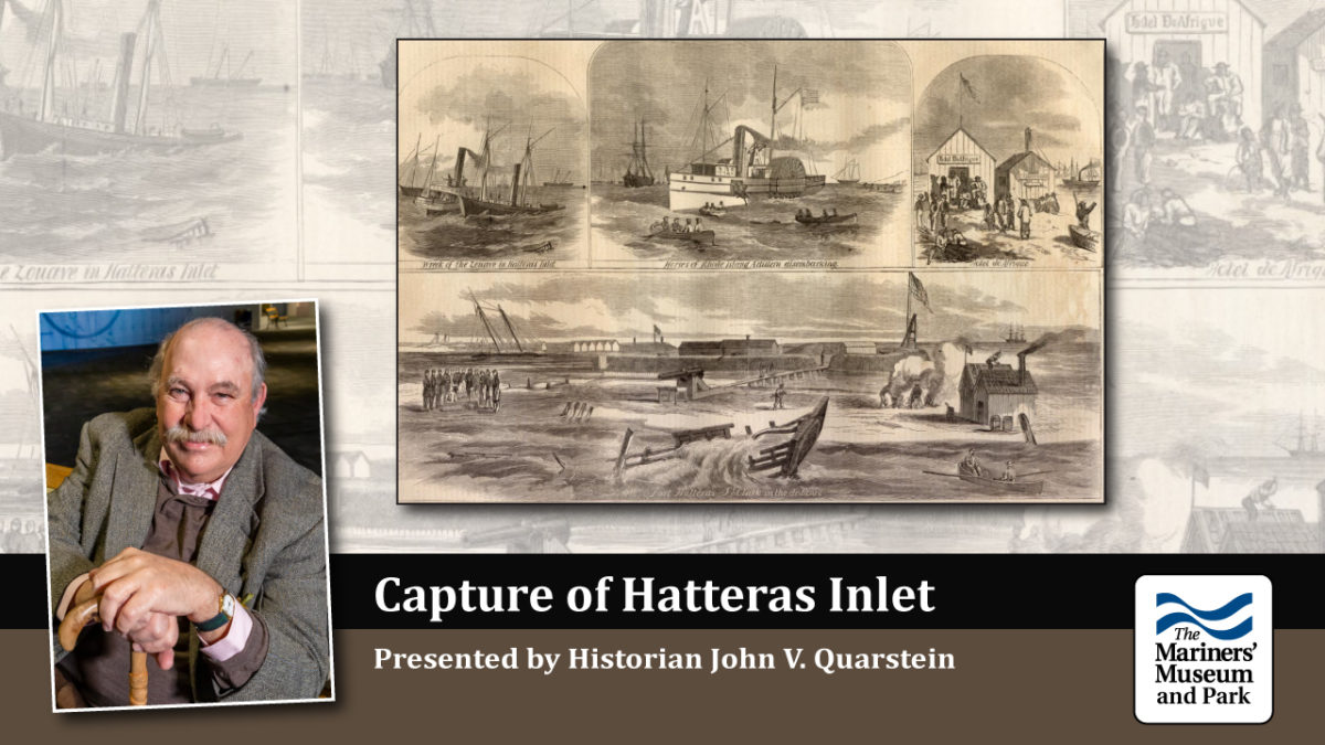 The Capture of Hatteras Inlet